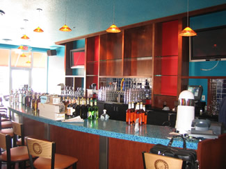 Terrazzo Project - retail - Baja Sol Cantina - Inver Grove Heights, Minnesota
